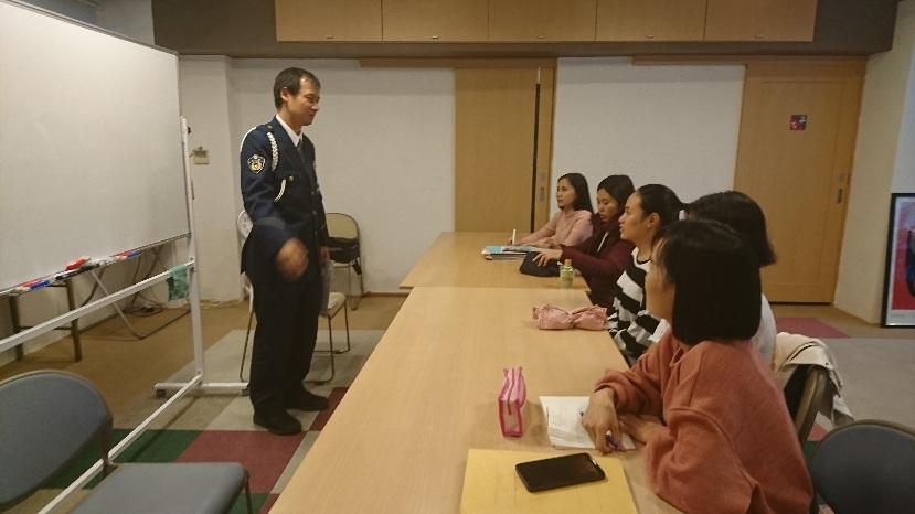 草津警察による講習01
