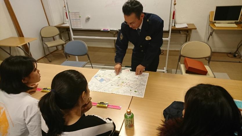 草津警察による講習05