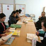 外国人技能実習生の法的講習の様子