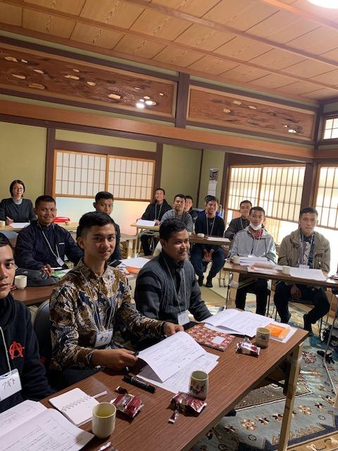 琵琶湖国際日本語研修センターの愛荘校