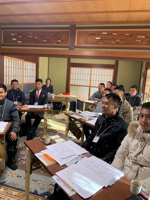 琵琶湖国際日本語研修センター『愛荘校』